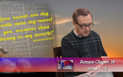 Romans 10:1-4